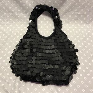 Other - Black Sequin Purse